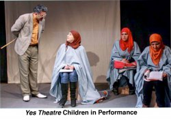Yes Theatre Children in Performance